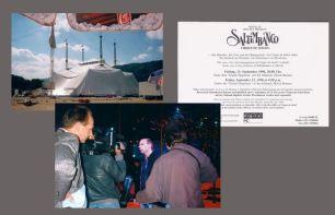 Nationale Medienarbeit, Medienreisen und VIP-Première für den Cirque du Soleil