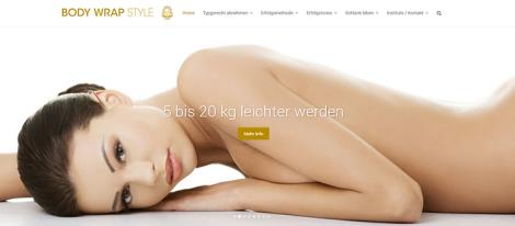 Neue Website Body Wrap Style