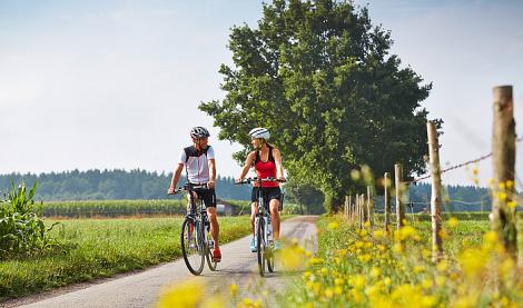 Kneipp Fahrrad fahren