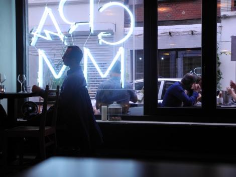 Restaurant Gramm: kreative Küche in Brüssels Szeneviertel. (c) Andres Frosch