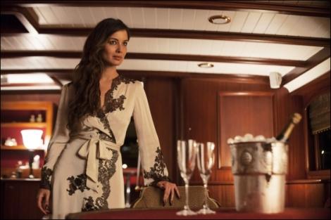 """Belgische Luxus-Lingerie von Carine Gilson - im James-Bond-Film """"Skyfall""""."""