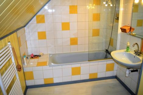 Badezimmer. (c) Andres Frosch