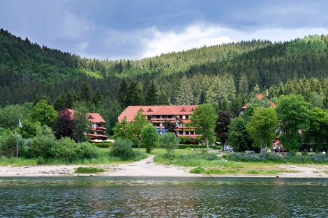 Hotel Auerhahn am Schwarzwälder Schluchsee